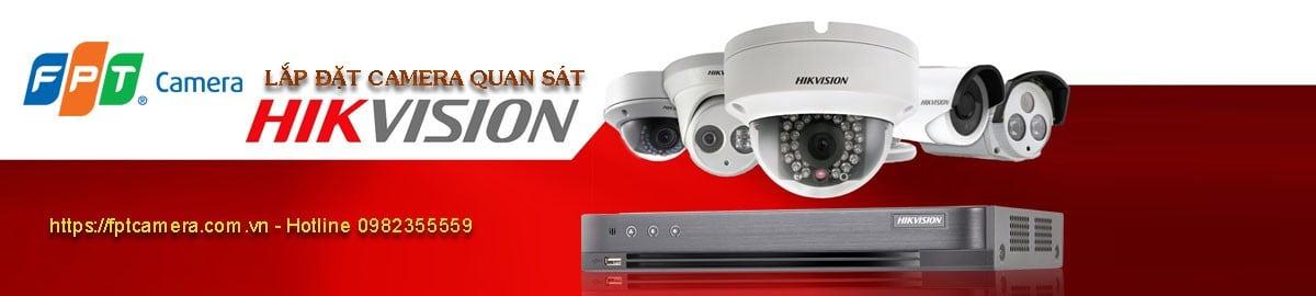 Lắp đặt camera quan sát thương hiệu Hikivision