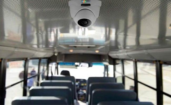 FPT Camera triển khai lắp đặt camera trên xe đưa đón học sinh