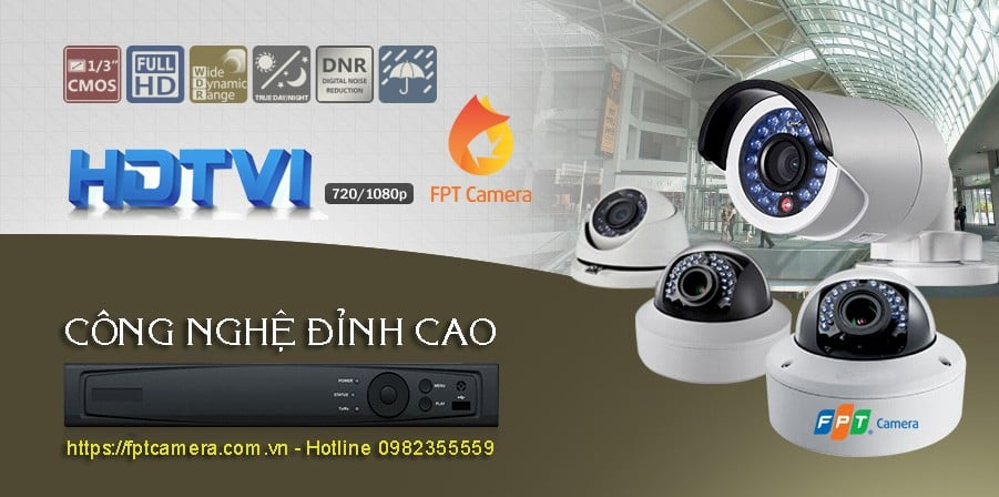 Camera Hikvision sử dụng hàng loạt công nghệ lọc hình, xử lý ảnh tiên tiến như HD-TVI