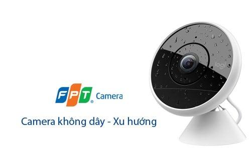 Camera không dây dần trở thành xu hướng do tính tiện lợi trong việc lắp đặt