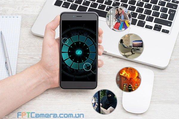 Điều khiển tất cả mọi thứ trong nhà thông qua Smart phone