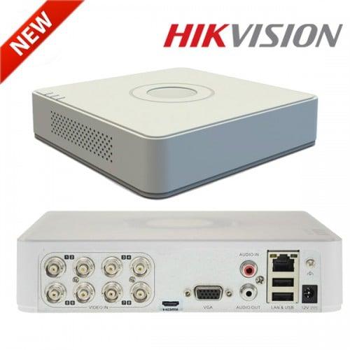 Đầu ghi hình 8 kênh chuẩn HD của Hikvision