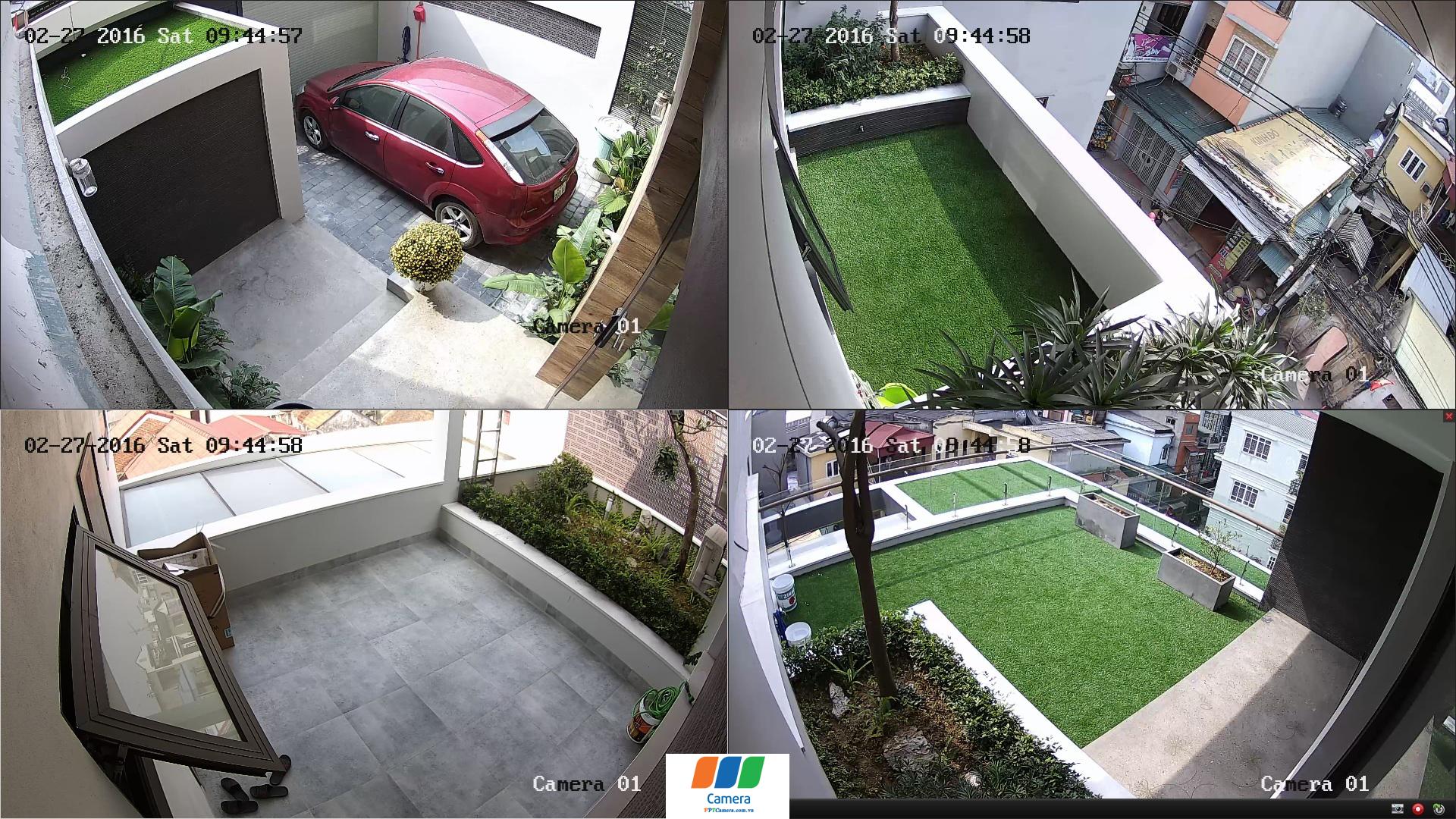 Hình ảnh CameraFPTClắp cho khách hàng