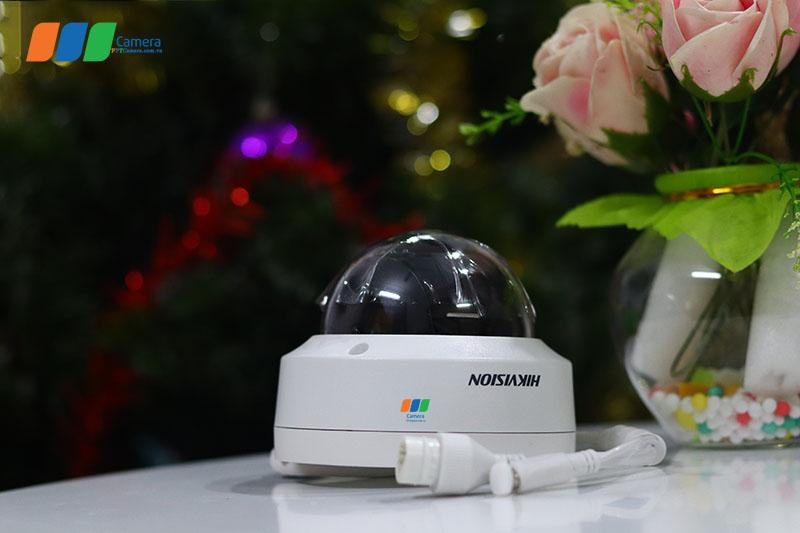 Camera Dome lắp đặt trong nhà, sang trọng và lịch sự, hình ảnh Full HD