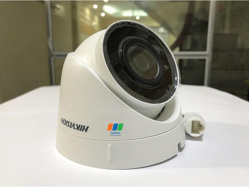 Cận cảnh Camera IP 2.0Megapixel lắp đặt trong nhà