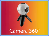 Camera 360°