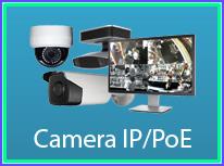 Camera IP/PoE