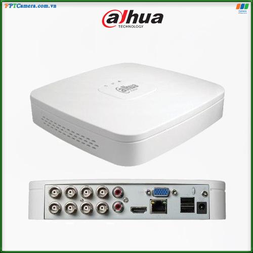 Đầu ghi hình XVR4108 có 8 kênh kết nối với các Camera