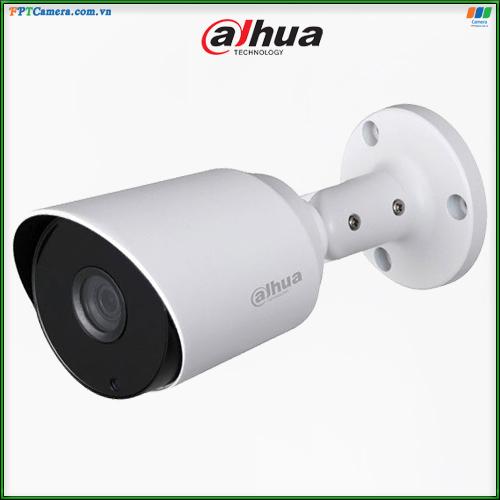 Camera Ngoài trời Dahua tích hợp Míc thu âm thanh. Full HD, hồng ngoại 30m siêu NÉT
