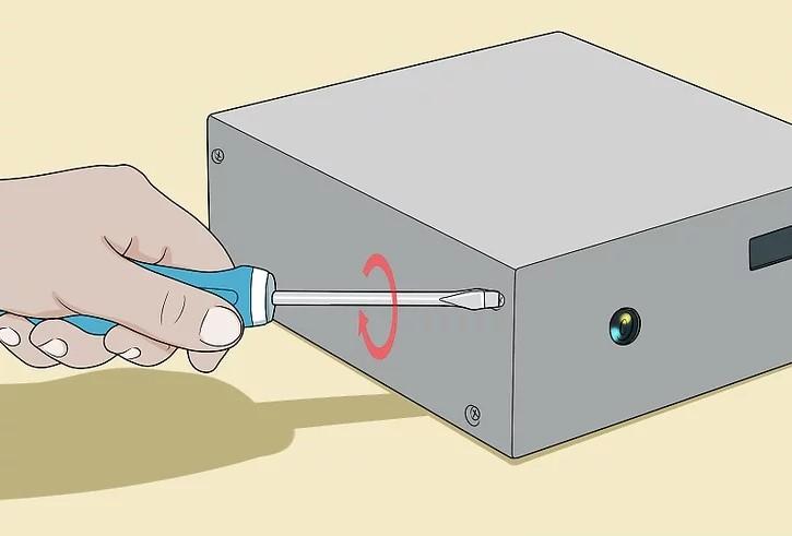Bạn có thể đưa chiếc camera siêu nhỏ vào trong một chiếc hộp để giấu kín