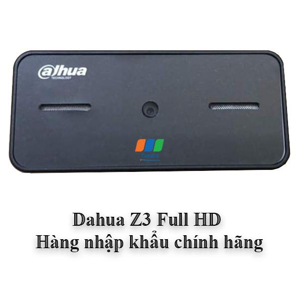 Z3 Dahua - Webcam giá rẻ chất lượng Full HD tại FPTC