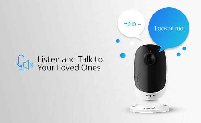 Camera an ninh âm thanh hai chiều những gì bạn cần biết