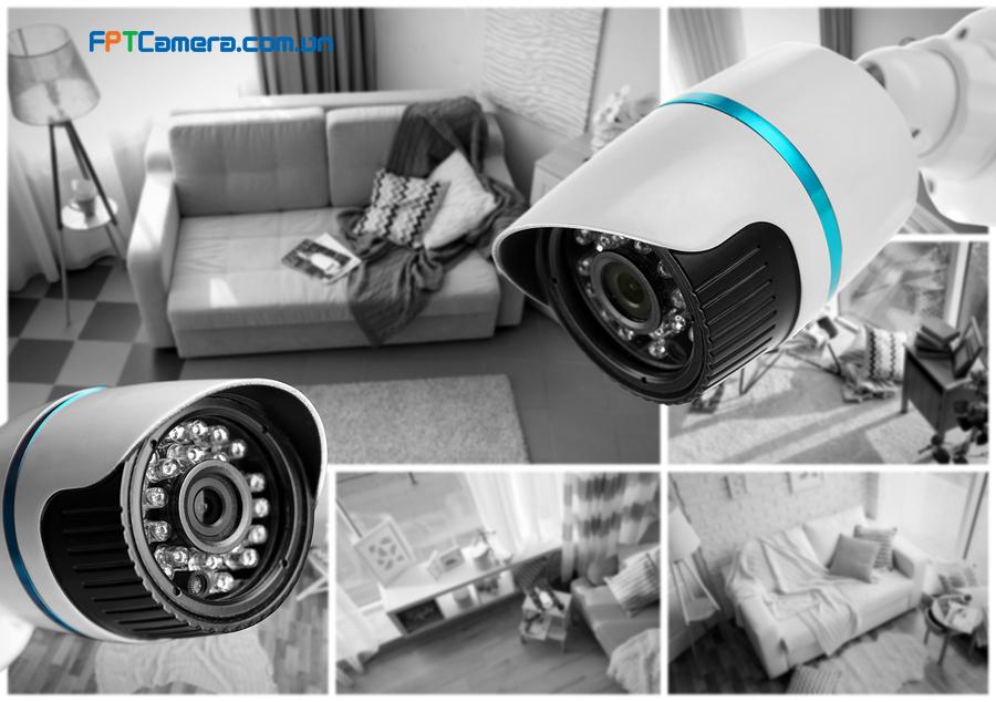 Hệ thống camera an ninh quan sát người cao tuổi, người già, mọi lúc, mọi nơi