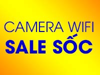 CAMERA WIFI SALE SHOCK
