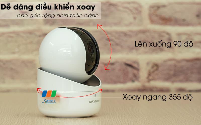 Lắp đặt Camera an ninh Full HD 360 độ siêu nét từ FPTC Camera