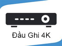Đầu ghi hình 4K