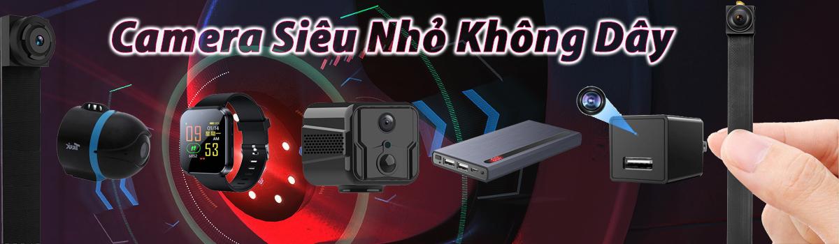 Camera siêu nhỏ không dây, nên dùng hay không?