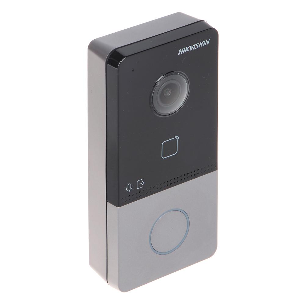 Nút bấm chuông cửa có hình HIKVISION DS-KV6113-WPE1 Full HD ⋆ FPTC Cung cấp  hệ thống Camera An ninh chất lượng cao