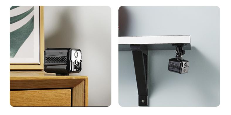 Các vị trí có thể lắp đặt Camera mini siêu nhỏ không dây