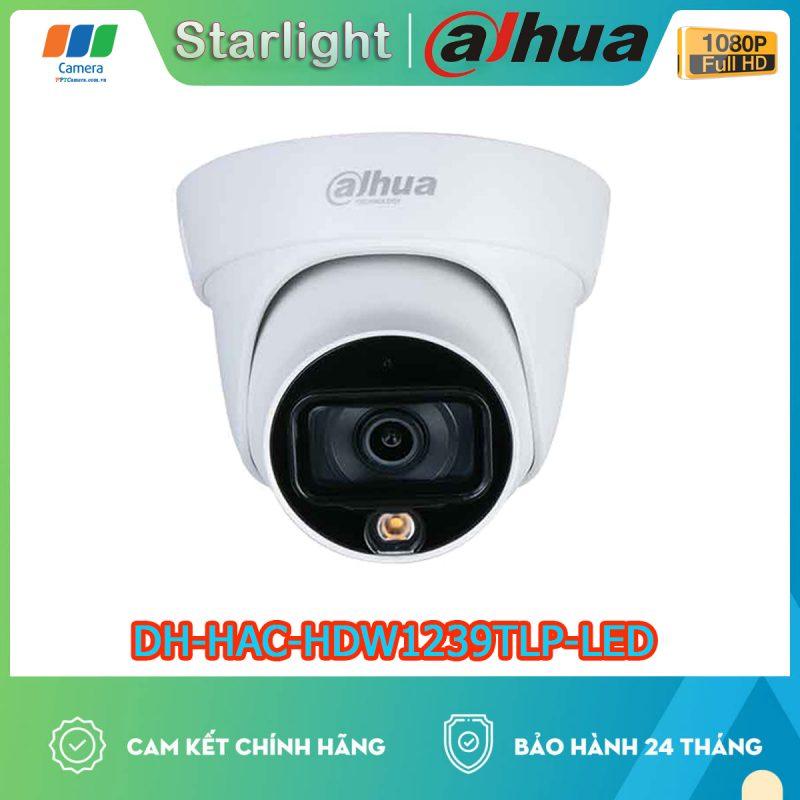 Camera trong nhà Dahua có màu ban đêm. Kiểu dáng sang trọng, hồng ngoài siêu NÉT
